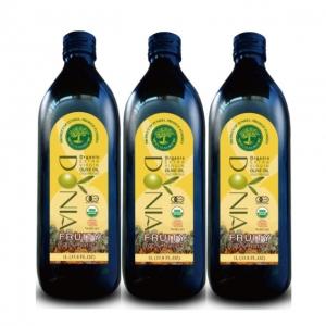 オーガニック エキストラバージンオリーブオイル:Donia Fruity 1L (3本) (キャンペーン中)